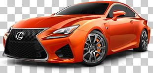 2017 Lexus RC F Coupe Car Toyota PNG