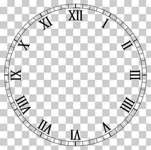 Clock Face Roman Numerals Time World Clock PNG