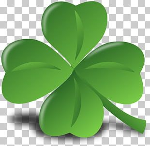 Saint Patricks Day Shamrock PNG