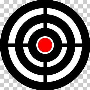 Shooting Target Bullseye Target Corporation PNG