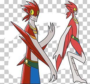 Beak Line Legendary Creature PNG