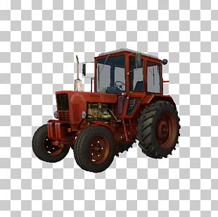 Tractor Machine Motor Vehicle PNG