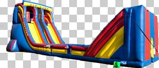 Inflatable Zip-line Ball Game Water Slide PNG