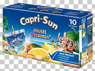 Orange Juice Capri Sun Orangina PNG