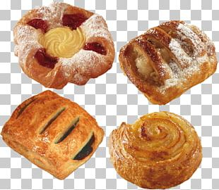Puff Pastry Bakery Danish Pastry Pain Au Chocolat Viennoiserie PNG