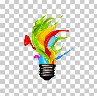 Incandescent Light Bulb Lighting Creativity PNG