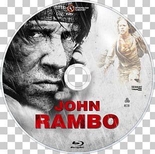 John Rambo Blu-ray Disc DVD Compact Disc PNG