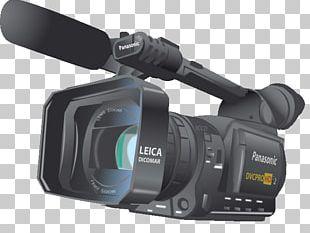 Digital Video Video Cameras Professional Video Camera Digital Cameras PNG