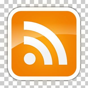 RSS Web Feed Computer Icons Iconfinder PNG