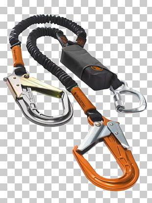 SKYLOTEC Lanyard Climbing Carabiner Fall Arrest PNG