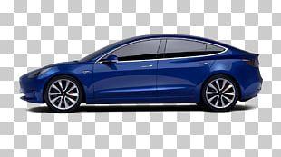 Tesla Model 3 Tesla Motors Tesla Model X Car PNG