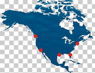 United States South America Globe Map PNG