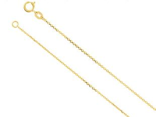 Chain Jewellery Necklace Colored Gold PNG