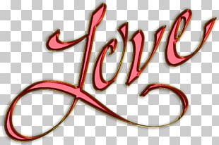 Love Lettering Valentine's Day Vinegar Valentines PNG