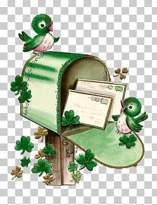 Saint Patrick's Day Holiday Ireland Irish People Post Cards PNG