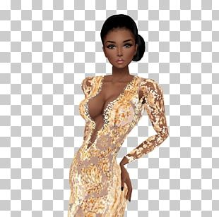 Cocktail Dress Supermodel Gown Fashion Model PNG