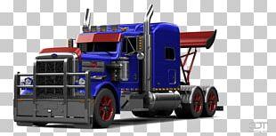 Peterbilt Car Semi-trailer Truck Motor Vehicle PNG