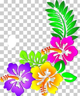 Floral Design Flower Sticker PNG
