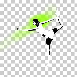 Dance Poster Illustration PNG