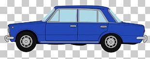 VAZ-2101 Lada Niva Car Fiat 124 PNG