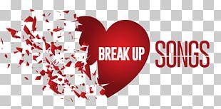 Love Broken Heart Breakup Emotion Feeling PNG