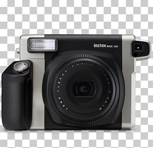 Mirrorless Interchangeable-lens Camera Camera Lens Photographic Film Instant Camera Instax PNG