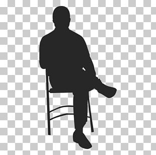 Rocking Chairs Silhouette PNG
