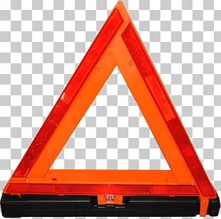 Triangle Advarselstrekant Emergency Safety Slow Moving Vehicle PNG