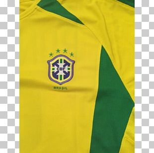 Brazil National Football Team 2002 FIFA World Cup 2014 FIFA World Cup Jersey Kit PNG