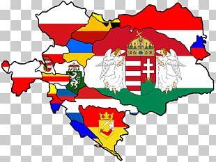 Austria-Hungary Austrian Empire First World War Flag Of Hungary PNG