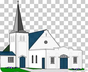 Christian Church Black Church PNG
