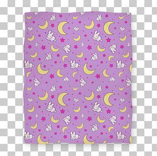 Sailor Moon Luna Chibiusa Blanket ChibiChibi PNG