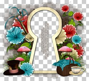 Alice's Adventures In Wonderland Queen Of Hearts White Rabbit Frames PNG