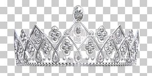 Headpiece Crown Tiara Diamond PNG