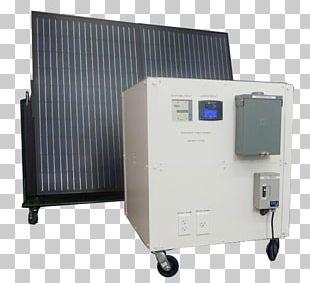 Solar Power Electric Generator Solar Panels Solar Energy Engine-generator PNG