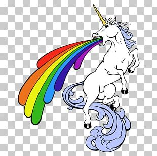 Unicorn Vomiting Art Electronic Cigarette Aerosol And Liquid YouTube PNG