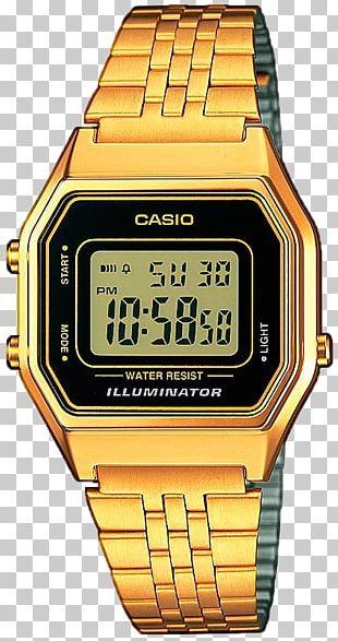 Watch Casio Citizen Holdings G-Shock Clock PNG