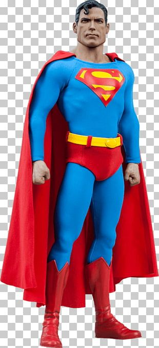 Superman Sideshow Collectibles Action & Toy Figures Model Figure PNG
