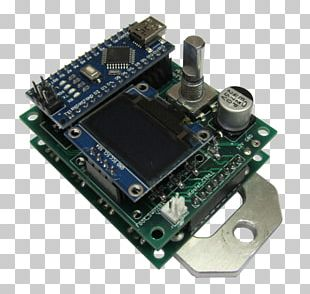 Microcontroller Embedded System Electronics RISC-V Single-board Computer PNG