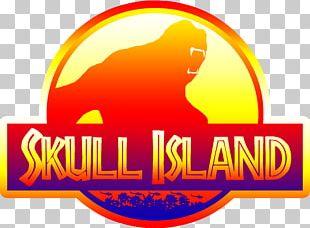 King Kong Logo Godzilla Skull Island: Reign Of Kong MonsterVerse PNG
