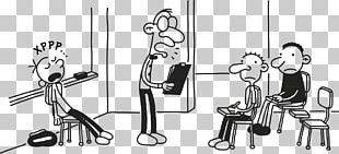 Diary Of A Wimpy Kid: Rodrick Rules Text Cartoon Le Journal De Mickey PNG