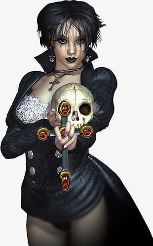 Halloween Witch PNG