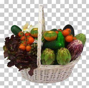 Hamper Vegetable Vegetarian Cuisine Food Gift Baskets PNG