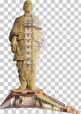 Statue Of Unity Vadodara Statue Of Liberty Monument PNG