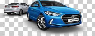 2017 Hyundai Elantra Hyundai Motor Company Car 2016 Hyundai Elantra PNG