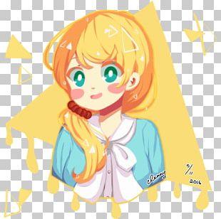 Mangaka Human Hair Color Fairy PNG