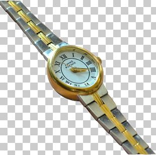 Watch Bands Jewellery Strap Colored Gold PNG