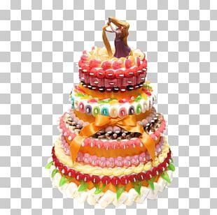 Birthday Cake Chocolate Cake Tart Torte Cake Decorating PNG