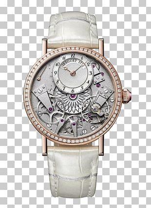 Breguet Watch Strap Jewellery Diamond PNG