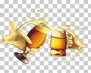 Ice Beer Oktoberfest Drink PNG